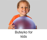 Buteyko for Kids