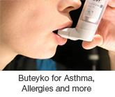 Buteyko for Asthma, Allergies and more