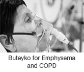 Buteyko for Emphysema and COPD