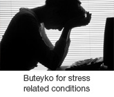 Buteyko for stress related conditions