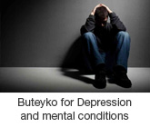 Buteyko for Depression and mental conditions